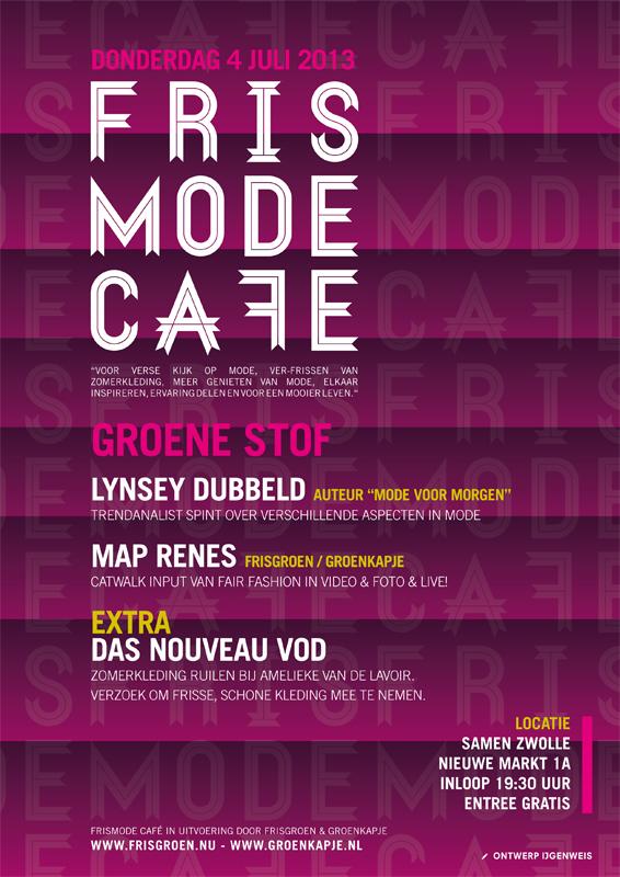 Frismode Cafe Map Renes